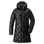 Superior Down Travel Coat Women's