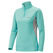 Wickron Zeo Long Sleeve Zip Shirt Women's