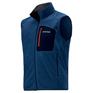 CLIMAPLUS 100 Zip Vest Men's