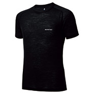 Super Merino Wool Light Weight T-Shirt Men's