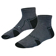 Merino Wool SUPPORTEC Walking Short Socks