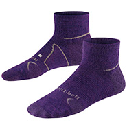 Merino Wool SUPPORTEC Trekking Short Socks