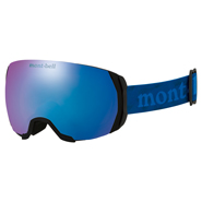 Glass-in Alpine Goggles HD