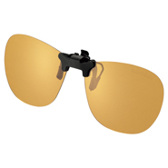 Clip On Sunglasses Round PL