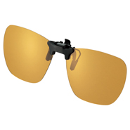 Clip On Sunglasses Square PL
