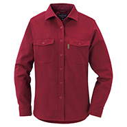 Wool Mountain Shirt Women's