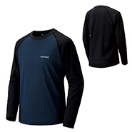 Wickron Raglan Long Sleeve T Men's