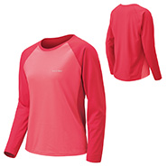 Wickron Raglan Long Sleeve T Women's