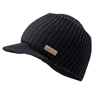 Merino Wool Knit 2Way Cap