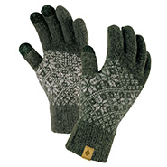 Wool Knit Gloves