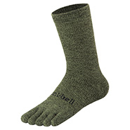 Merino Wool Trekking 5 Toe Socks