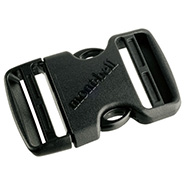 Side Release Buckle 50mm Double Pull