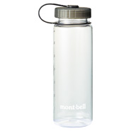 Clear Bottle 0.75L
