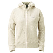 Cotton Zip Parka Women's