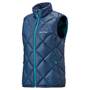 Alpine Light Down Vest Women's
