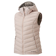 Highland Hooded Vest Women's