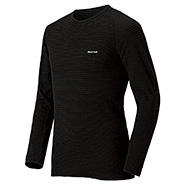 SUPER MERINO Wool EXP. Round Neck Shirt Men's